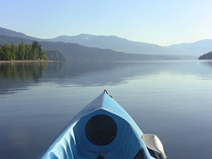 Kayak rentals shuswpap lake