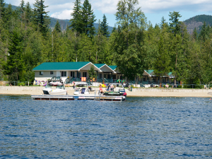 scotch creek cottages - reviews shuswap lake cabins